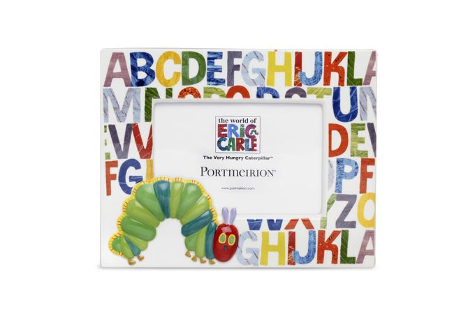 Portmeirion The Very Hungry Caterpillar by Eric Carle Photo Frame ABC