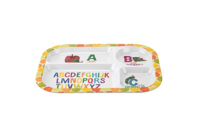 Portmeirion The Very Hungry Caterpillar by Eric Carle Serving Tray Sectional