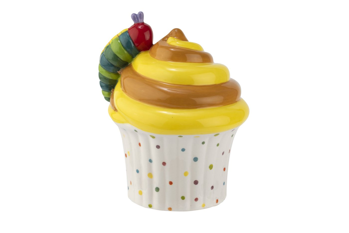 Portmeirion The Very Hungry Caterpillar by Eric Carle Money Box Cupcake thumb 3