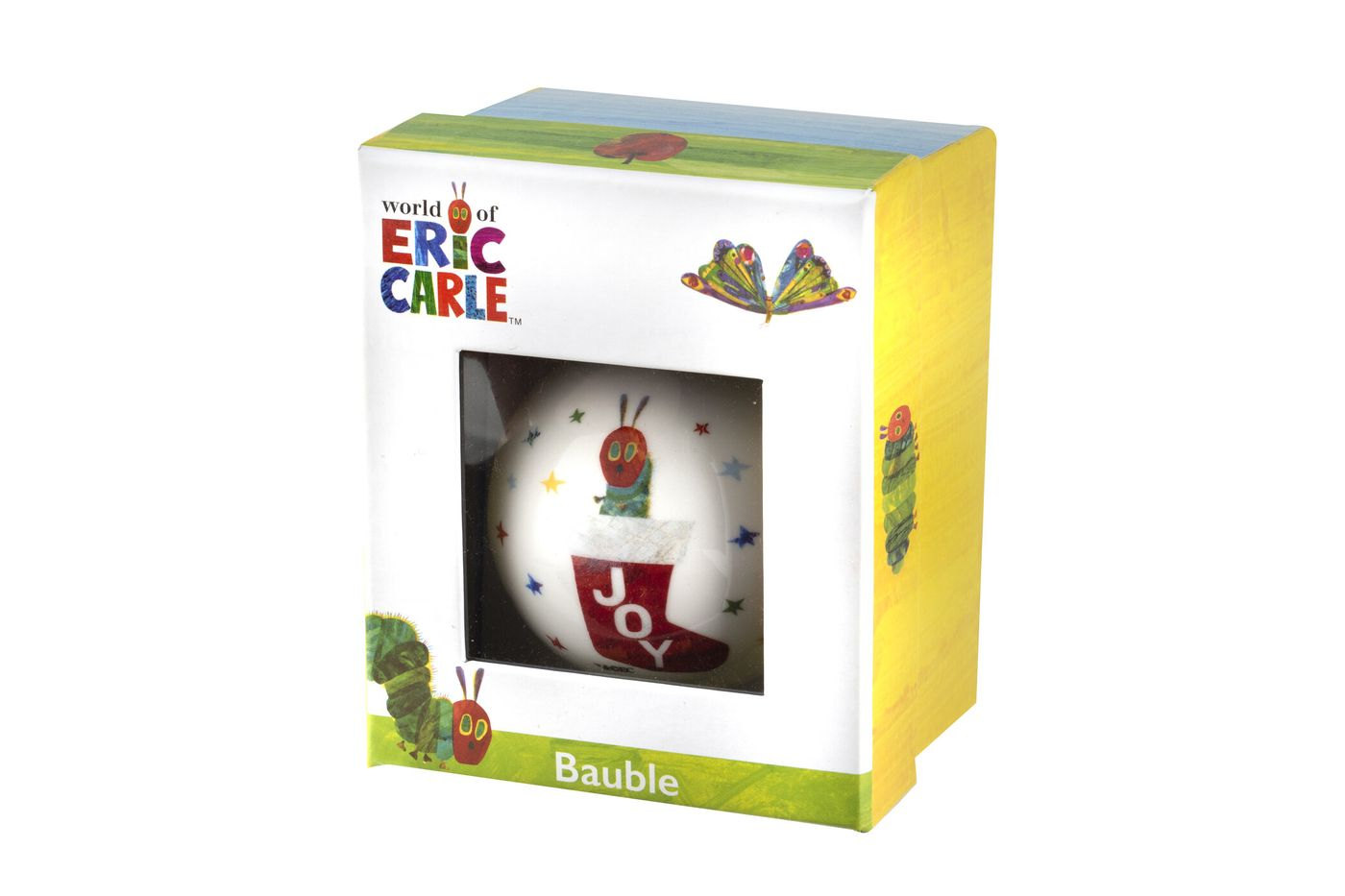 Portmeirion The Very Hungry Caterpillar by Eric Carle Bauble Joy thumb 2