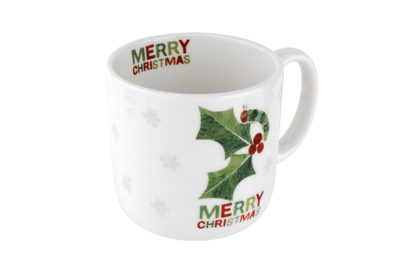 Portmeirion The Very Hungry Caterpillar by Eric Carle Mug Merry Christmas 0.22l thumb 2