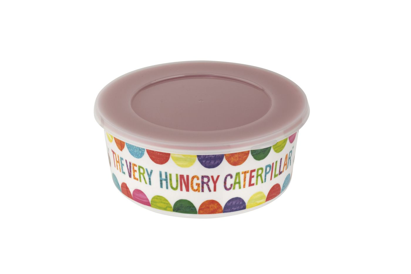 Portmeirion The Very Hungry Caterpillar by Eric Carle Melamine Storage Tubs Set of 2 thumb 2