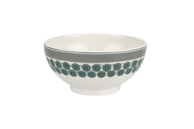 Portmeirion Westerly - Grey Band Cereal Bowl