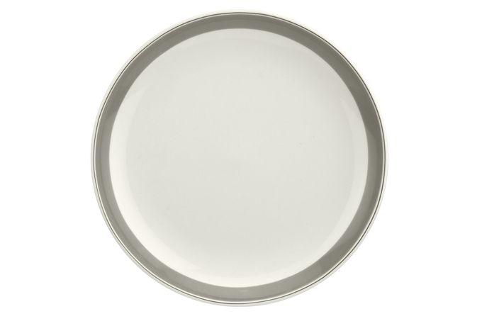 Portmeirion Westerly - Grey Band Dinner Plate