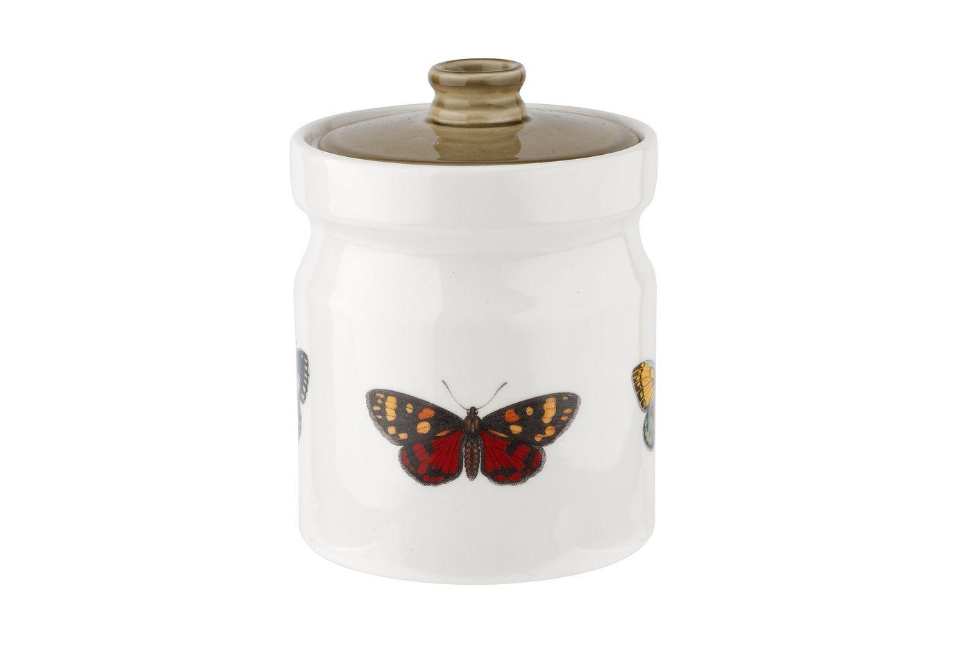 Portmeirion Botanic Garden Harmony Storage Jar + Lid 14cm thumb 1