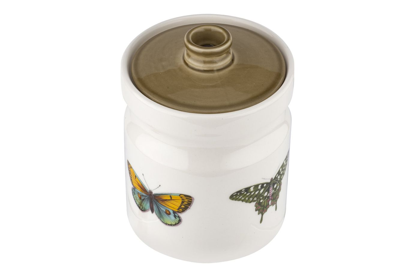 Portmeirion Botanic Garden Harmony Storage Jar + Lid 14cm thumb 2