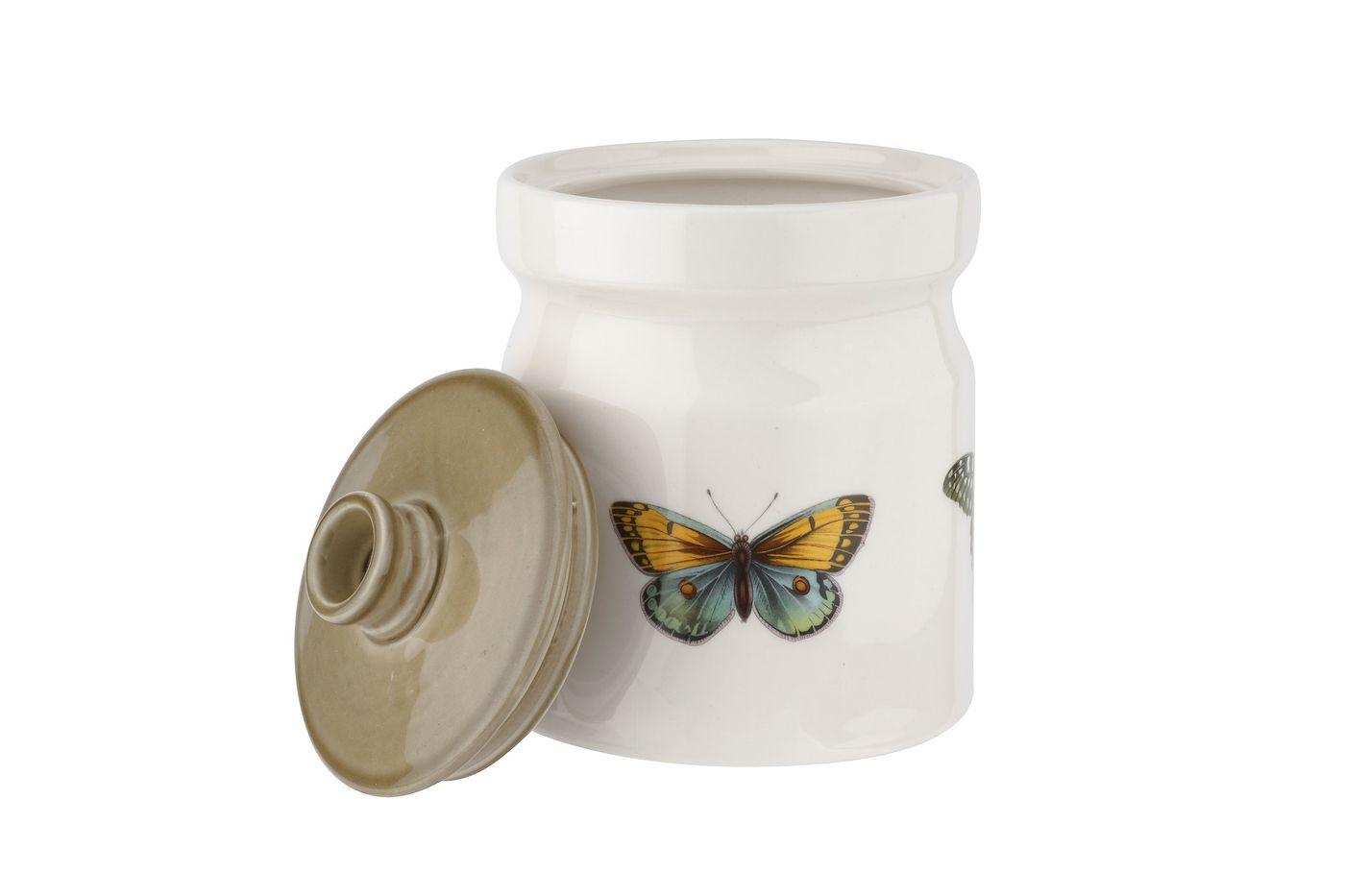 Portmeirion Botanic Garden Harmony Storage Jar + Lid 14cm thumb 3