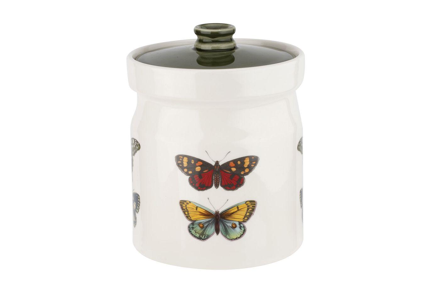 Portmeirion Botanic Garden Harmony Storage Jar + Lid 17.7cm thumb 1
