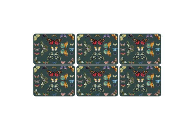 Portmeirion Botanic Garden Harmony Placemats - Set of 6