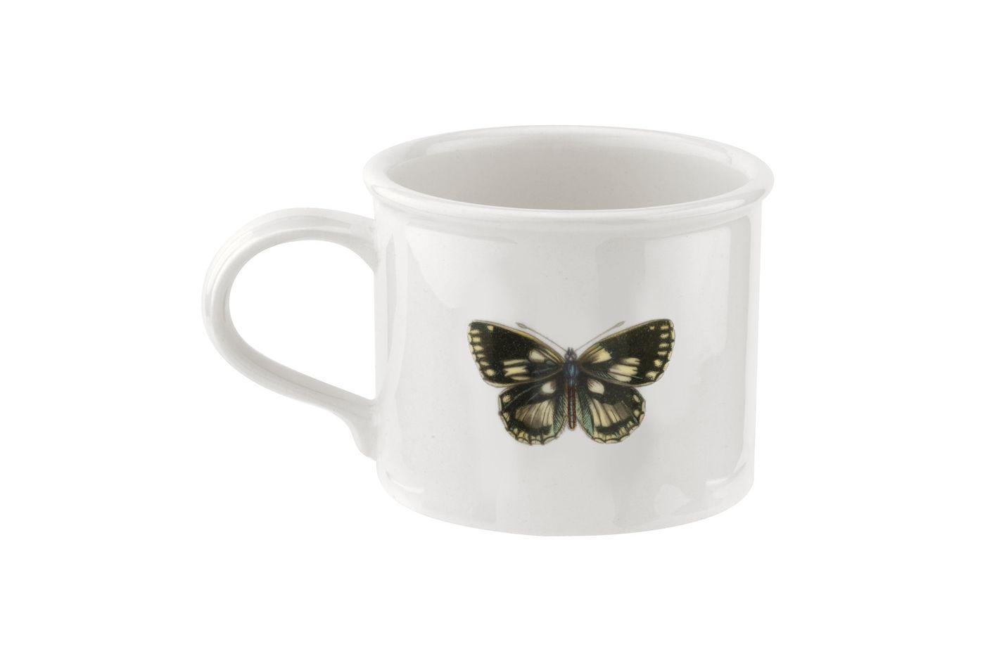 Portmeirion Botanic Garden Harmony Breakfast Cup & Saucer Moss Green 260ml thumb 2