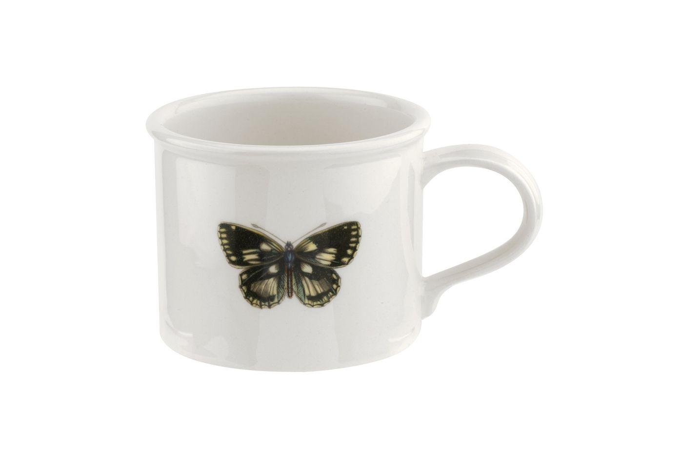 Portmeirion Botanic Garden Harmony Breakfast Cup & Saucer Moss Green 260ml thumb 3