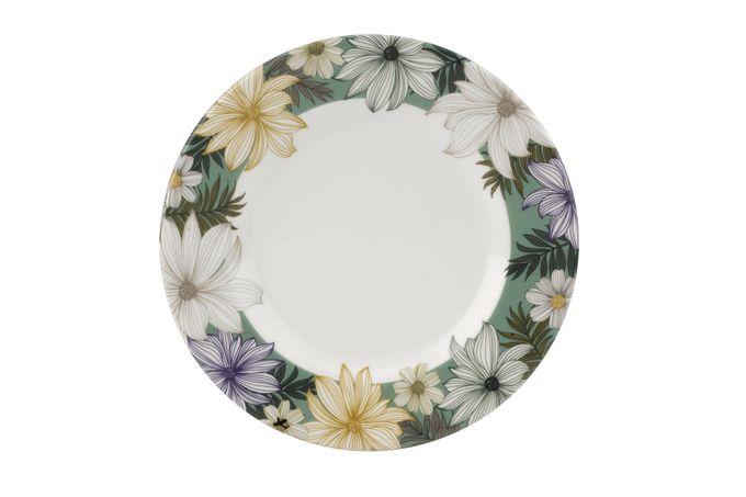 Portmeirion Atrium Side Plate Floral 22.5cm