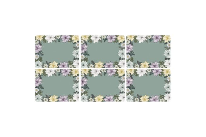Portmeirion Atrium Placemats - Set of 6 30.5 x 23cm