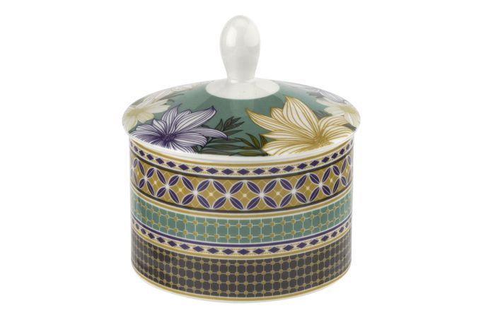 Portmeirion Atrium Sugar Bowl - Lidded (Tea)