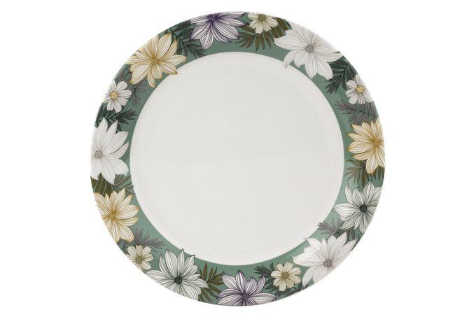 Portmeirion Atrium Round Platter Floral 33cm