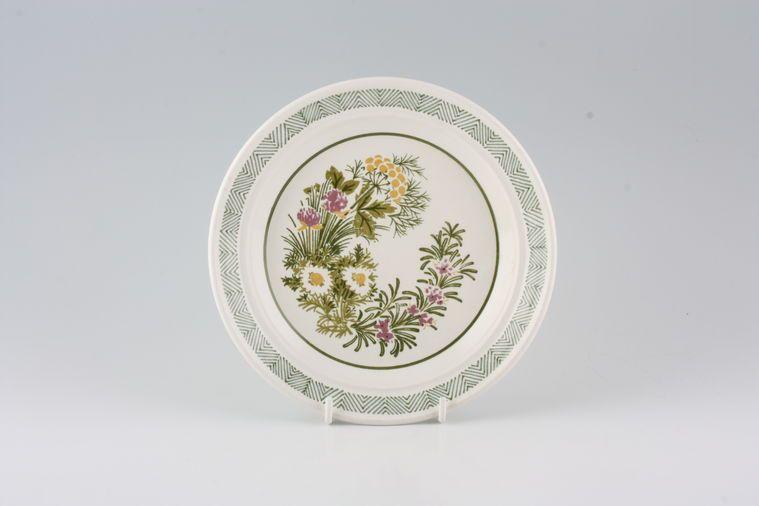 Portmeirion - Garden Herbs - Tea / Side / Bread & Butter Plate