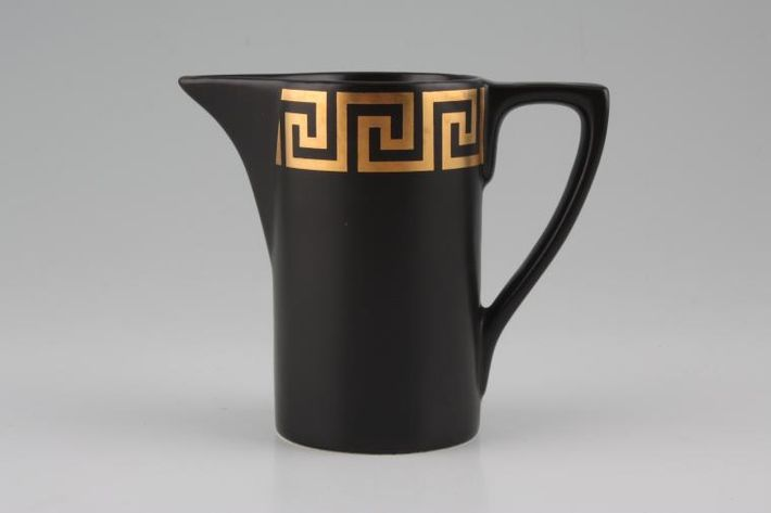 Portmeirion Greek Key - Black + Gold