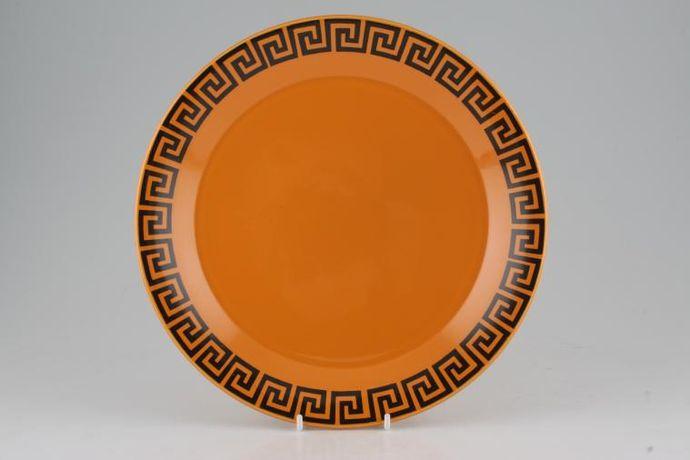 Portmeirion Greek Key - Orange + Black