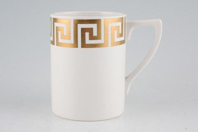 Portmeirion Greek Key - White + Gold