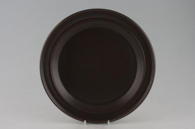 "Portmeirion Meridian - Brown Dinner Plate 10 1/2"""