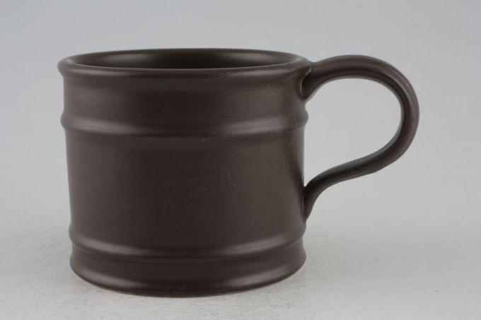 """Portmeirion Meridian - Brown Teacup 3 1/8 x 2 5/8"""""""