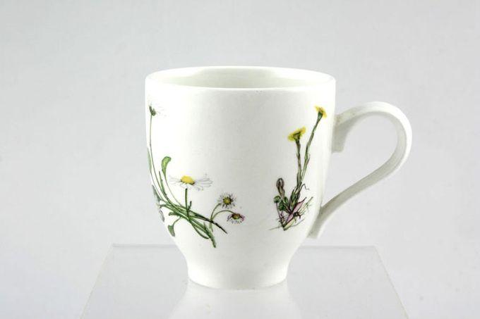 """Portmeirion Queens Hidden Garden Coffee Cup Daisy 2 3/8 x 2 3/4"""""""