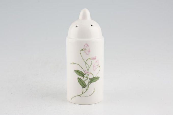 """Portmeirion Queens Hidden Garden Pepper Pot Clover/Pink Mallow 4"""""""
