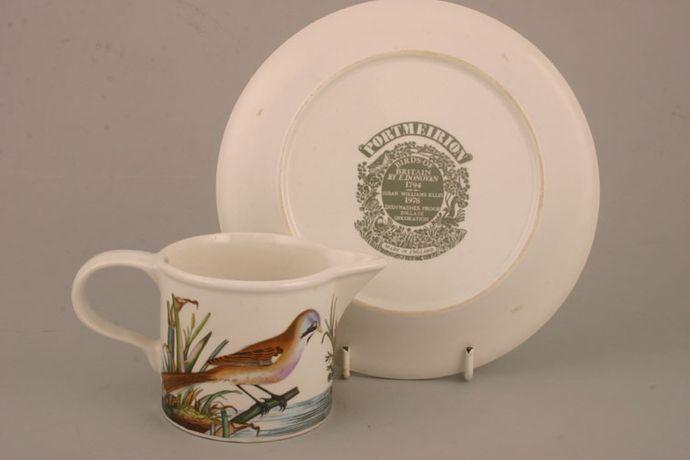 Portmeirion Birds of Britain - Backstamp 1 - Old