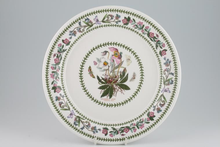 Dinner Plate Variations   Botanic Garden By Portmeirion