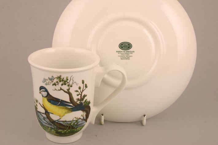 Portmeirion Birds of Britain - Backstamp 3 - New