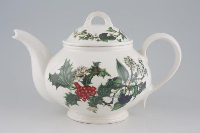 Portmeirion The Holly and The Ivy Teapot 2pt