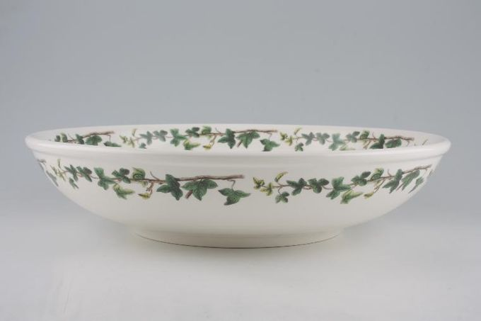 """Portmeirion The Holly and The Ivy Serving Bowl 13 x 3"""""""