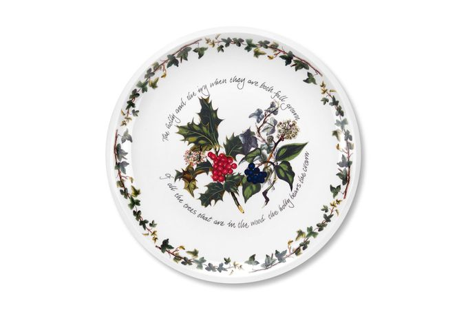 Portmeirion The Holly and The Ivy Round Platter