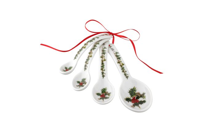 Portmeirion The Holly and The Ivy Measuring spoons