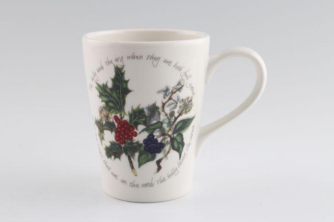 """Portmeirion The Holly and The Ivy Mug Small Mug 2 3/4 x 3 1/2"""""""