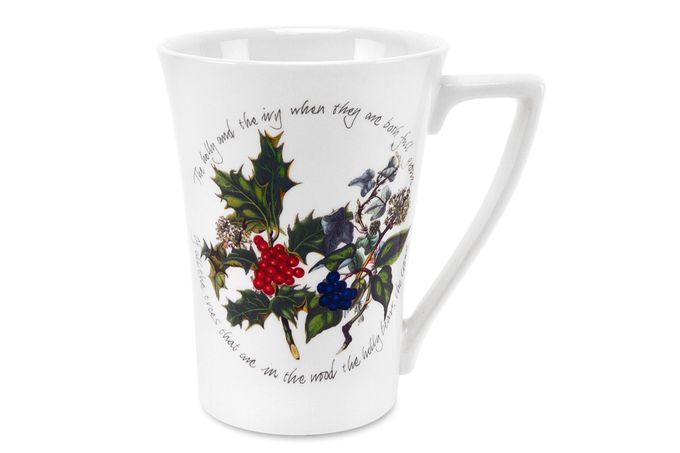 """Portmeirion The Holly and The Ivy Mug 3 1/2 x 4 1/2"""""""