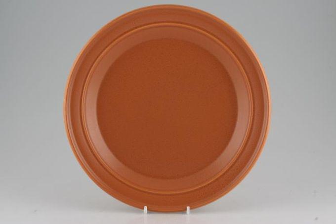 """Portmeirion Meridian - Terracotta Dinner Plate 10 1/2"""""""