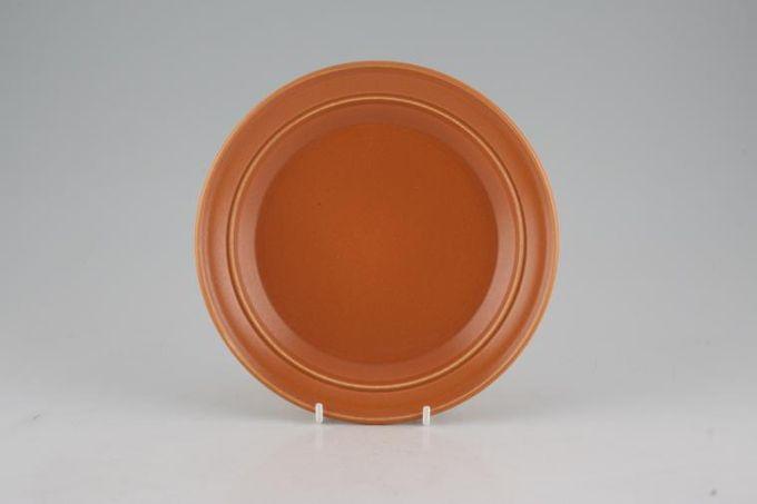 """Portmeirion Meridian - Terracotta Tea / Side / Bread & Butter Plate 7 1/4"""""""