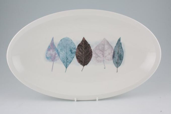 """Portmeirion Dusk Oval Plate / Platter 15 1/4"""""""