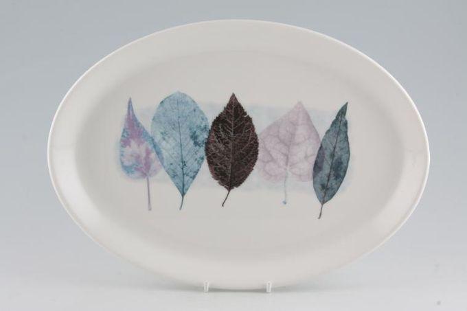 """Portmeirion Dusk Oval Plate / Platter 12 3/4"""""""