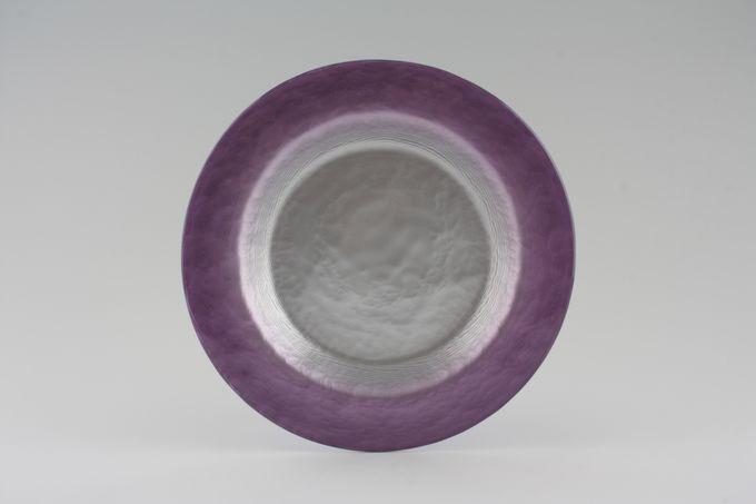 """Portmeirion Dusk Starter / Salad / Dessert Plate Glass 8 1/4"""""""