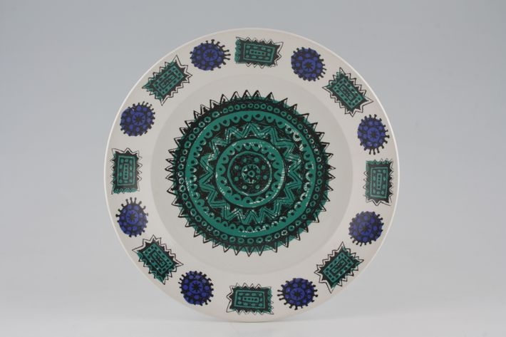 Portmeirion Talisman - Blue+Green