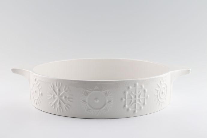 Portmeirion Totem White - Shiny