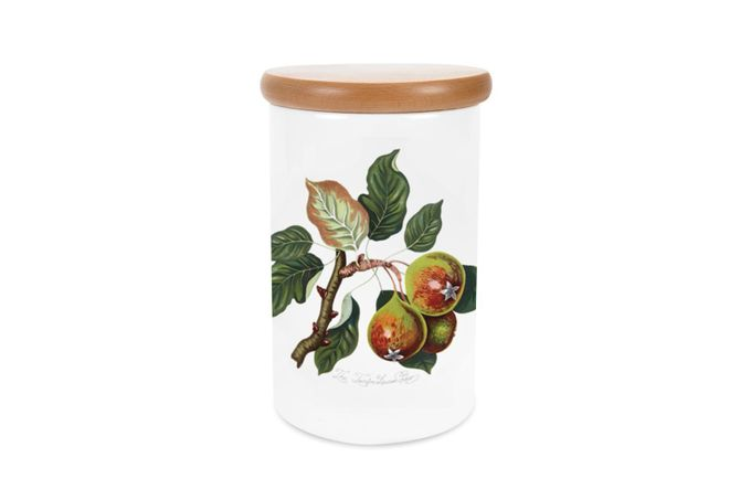 Portmeirion Pomona Storage Jar + Lid Airtight
