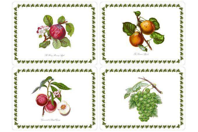 Portmeirion Pomona Placemats - Set of 4