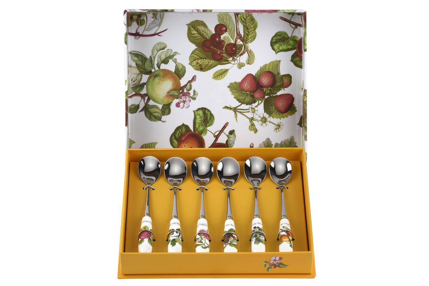 Portmeirion Pomona Tea Spoon Set Set of 6 thumb 2