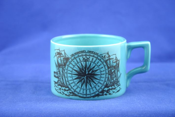 Portmeirion Sailing Ships - Turquoise
