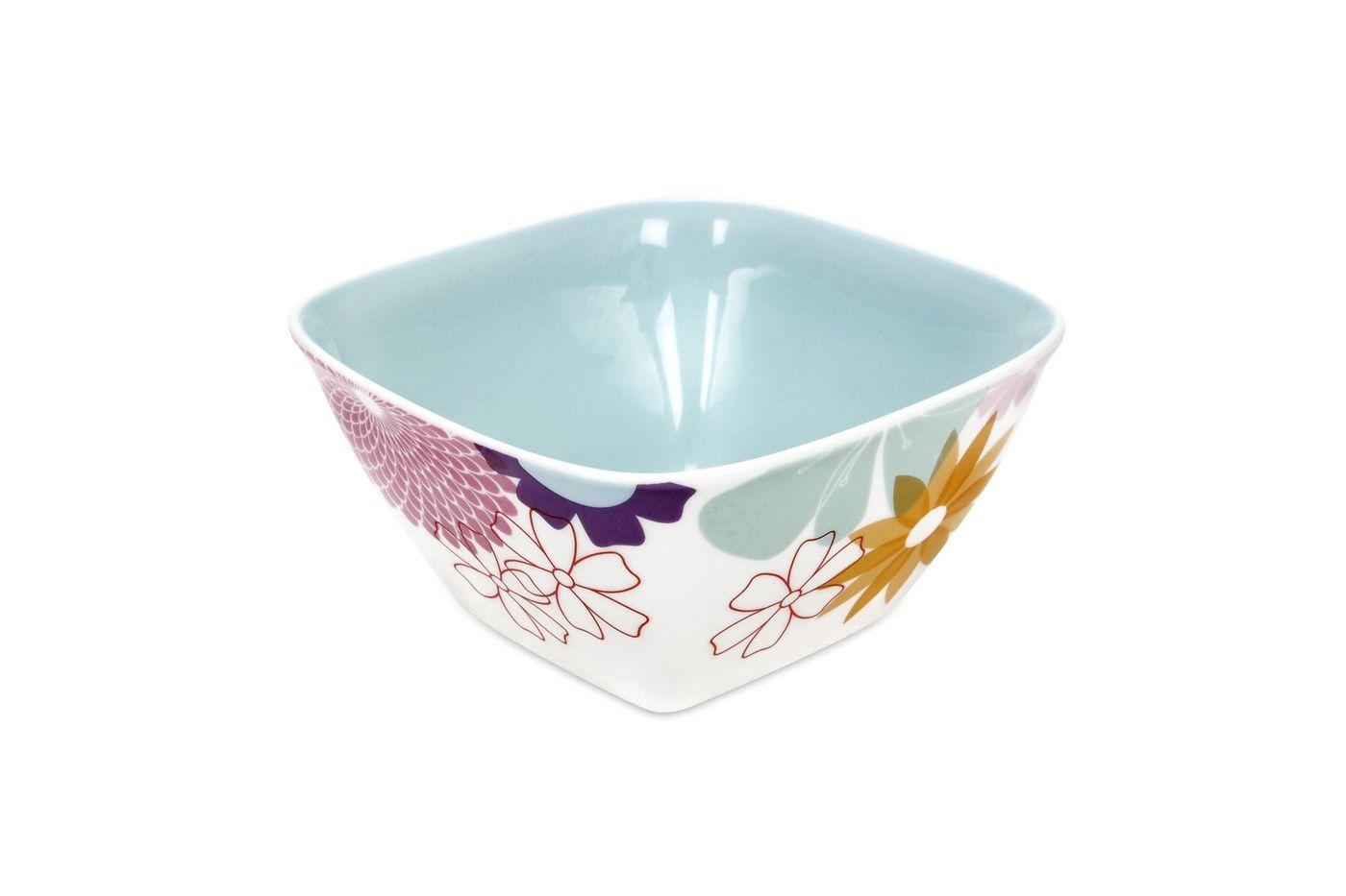 Crazy Daisy Portmeirion Floral 15cm Footed Bowl Single