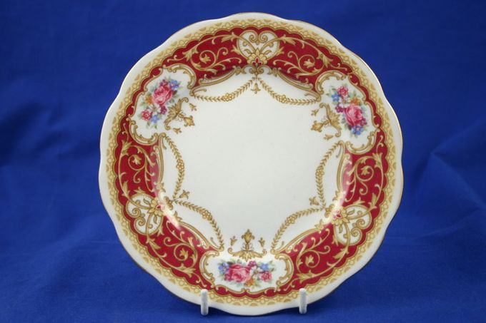 Queen Anne Regency Dinner Plate