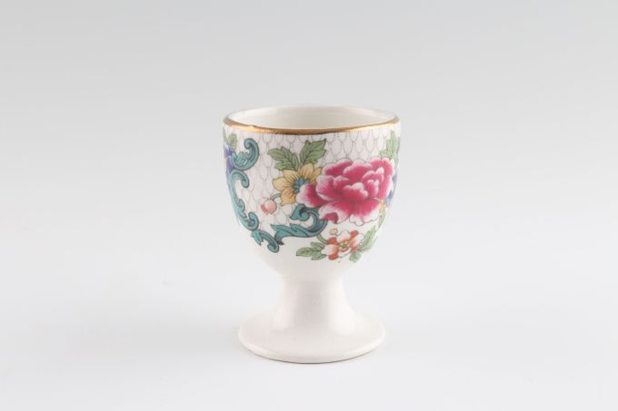Booths Floradora Egg Cup Footed